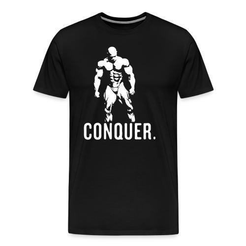 Conquer - Men's Premium T-Shirt