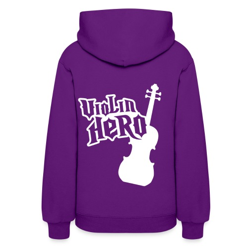 Violin hoodie - Women's Hoodie