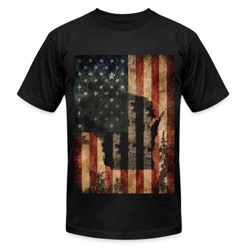 US Tee - Men's Fine Jersey T-Shirt