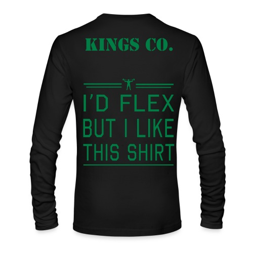 Get Higher - Men's Long Sleeve T-Shirt by Next Level
