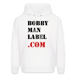 Bobby Man Label Sweater - Men's Hoodie
