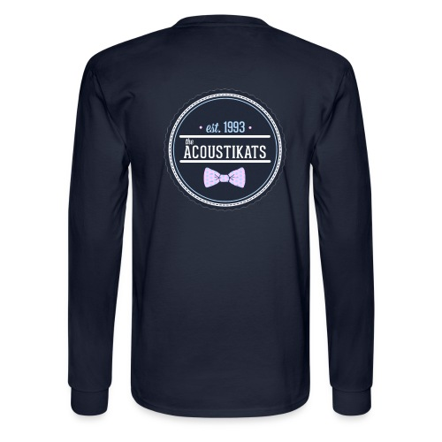 acoUstiKats Long Sleeve T-shirt - Men's Long Sleeve T-Shirt