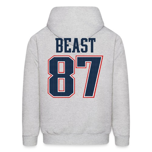 Beast 87 - Men's Hoodie