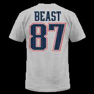 T-Shirts ~ Men's T-Shirt by American Apparel ~ Beast 87