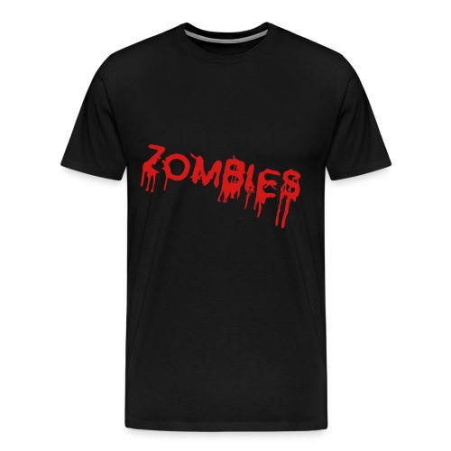 ZOMBIES - Men's Premium T-Shirt