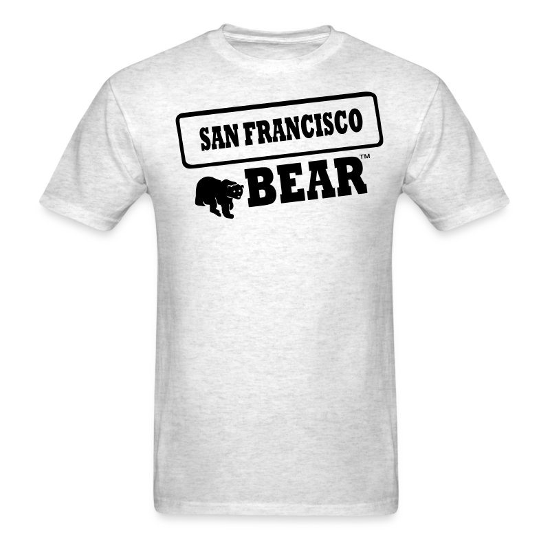 San Francisco Bear T Shirt Spreadshirt