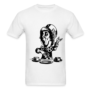 Alice In Wonderland T-Shirts