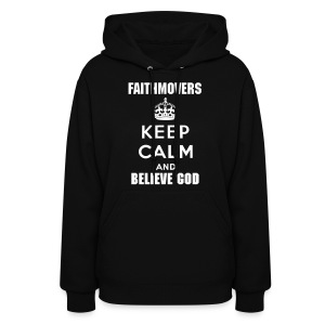 Womens FaithMover Sweatshirt - Women's Hoodie
