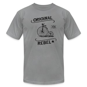 Original Rebel - Men's Light Tee - Men's Fine Jersey T-Shirt