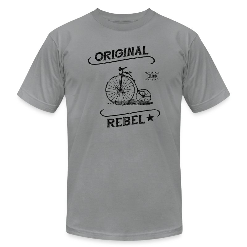 Original Rebel - Men's Light Tee - Men's T-Shirt by American Apparel