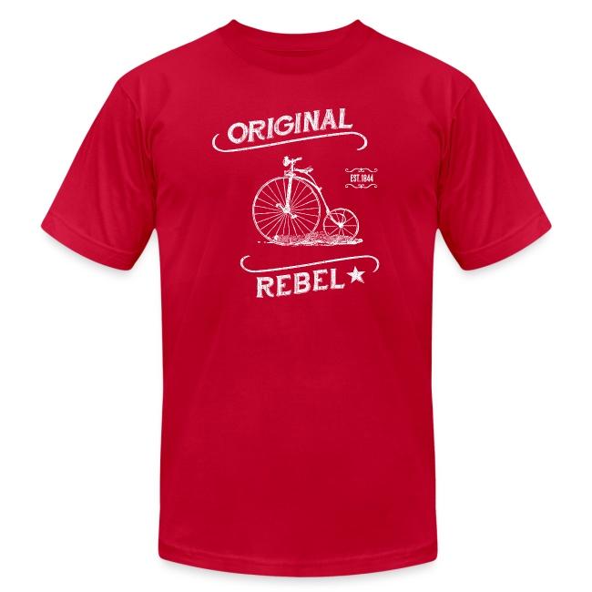 Original Rebel - Men's Dark Tee