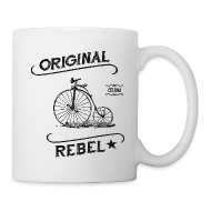 Mugs & Drinkware ~ Coffee/Tea Mug ~ Original Rebel - Coffee Cup