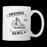 Mugs & Drinkware ~ Coffee/Tea Mug ~ Original Rebel - Coffee Cup