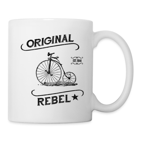 Original Rebel - Coffee Cup - Coffee/Tea Mug