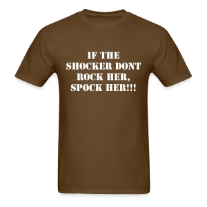 SPOCK HER - Men's T-Shirt