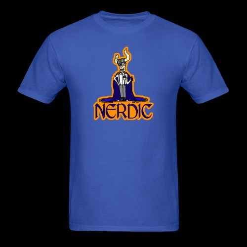Nerdic Warrior - www.TedsThreads.co - Men's T-Shirt