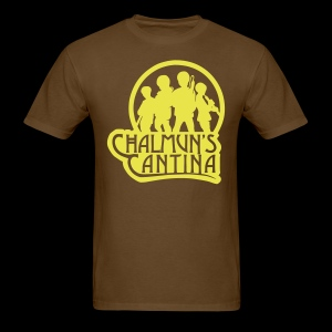 Men's T-Shirt - Chalmuns Cantina - www.TedsThreads.co Play that same song over and over and over!