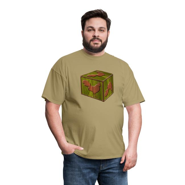 Rooster Block - www.TedsThreads.co