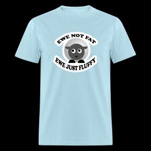 Ewe Not Fat - www.TedsThreads.co - Men's T-Shirt