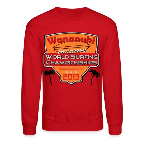 Wananuki Surfing Championship sweatshirt - Crewneck Sweatshirt