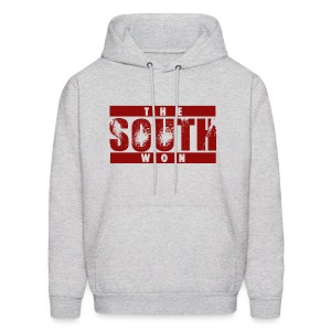 The South Won Hoodie - Men's Hoodie