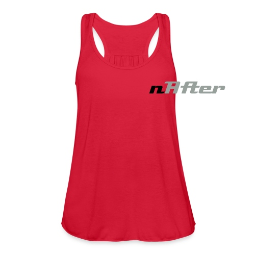 Women's Flowy Tank Top by Bella - fitness apparel,b4nafter