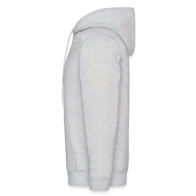 The South Won Hoodie (Gray/Blue)