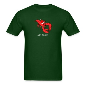 Lobstermas - Crawlidays - Men's T-Shirt