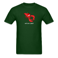 T-Shirts ~ Men's T-Shirt ~ Lobstermas - Bisque