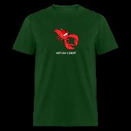 T-Shirts ~ Men's T-Shirt ~ Lobstermas - Bisque