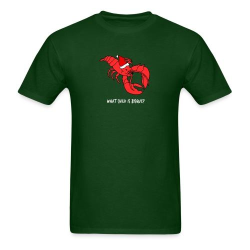Lobstermas - Bisque - Men's T-Shirt