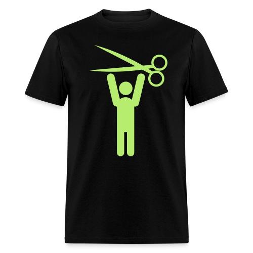 Cataclysms crew shirt - Men's T-Shirt