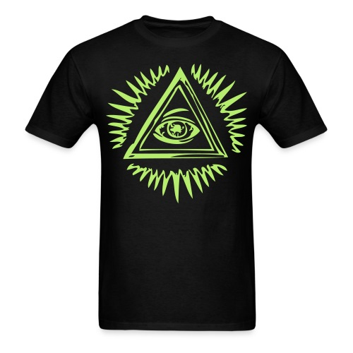They are always watching o.o - Men's T-Shirt