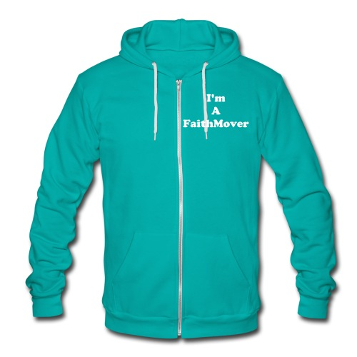 Unisex Zipper Sweatshirt - Unisex Fleece Zip Hoodie