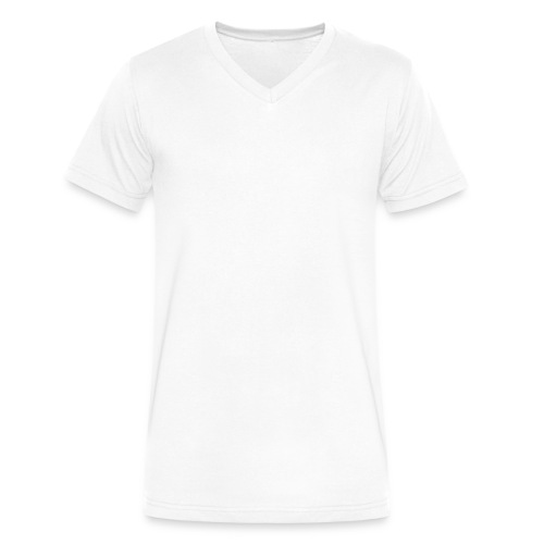 Rare Invisible Print Tee - Men's V-Neck T-Shirt by Canvas