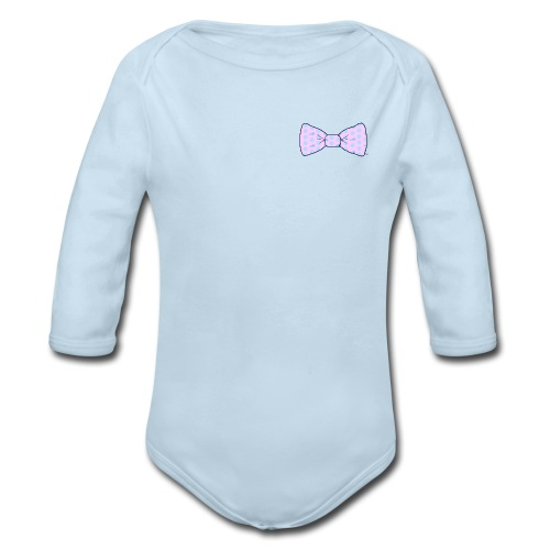 acoustiBaby - Organic Long Sleeve Baby Bodysuit