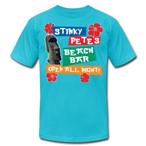 Stinky Pete's Beach Bar - Men's  Jersey T-Shirt