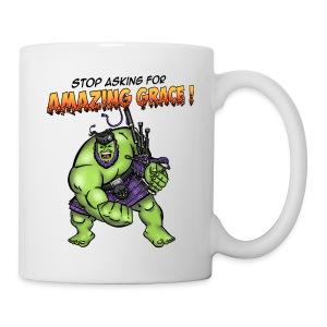 Stop Asking - Mug - Coffee/Tea Mug