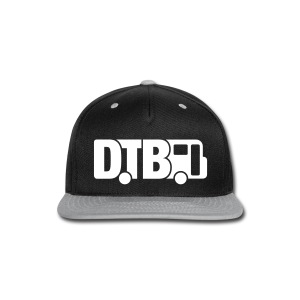 Digital Tour Bus Snapback Hat - Snap-back Baseball Cap