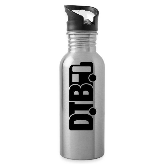 Digital Tour Bus Water Bottle