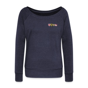 Stage Emblems - Women's Wideneck Sweatshirt