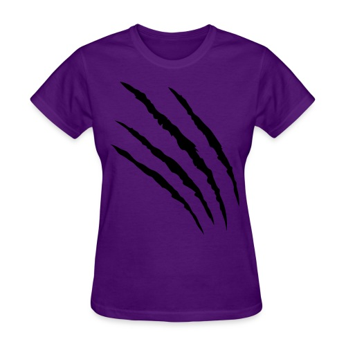 Ripped Women T-Shirt - Women's T-Shirt