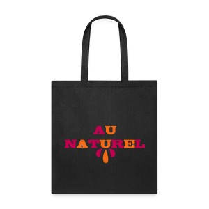Au Naturel Bag - Tote Bag