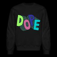 Long Sleeve Shirts ~ Crewneck Sweatshirt ~ Bel air 5s crewneck-Jordan V fresh prince sweatshirt-DOPE