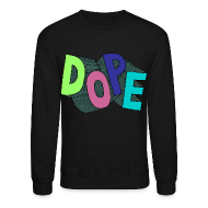 Long Sleeve Shirts ~ Crewneck Sweatshirt ~ Bel air 5s crewneck-Jordan V fresh prince sweatshirt-DOPE
