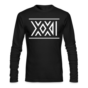 XXI (Long Sleeve) - Men's Long Sleeve T-Shirt by Next Level