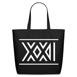 XXI (Large Tote) - Eco-Friendly Cotton Tote