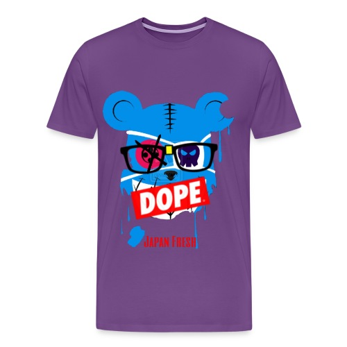 Japan is Dope - Men's Premium T-Shirt