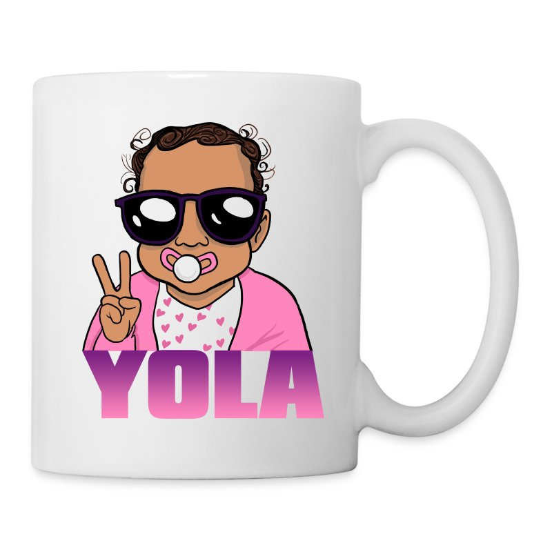 Audri YOLA Mug - Coffee/Tea Mug