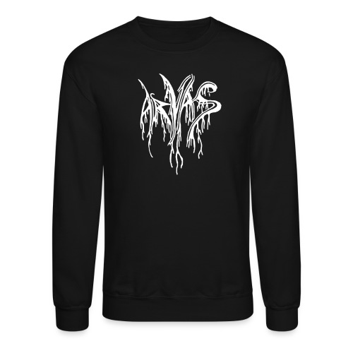 ARVAS INTO THE REALM SWEAT SHIRT WHITE - Crewneck Sweatshirt